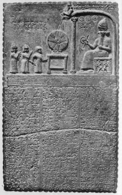 The Babylonian Legends Of Creation The Seven Tablets Of