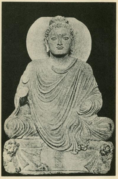 amitabha  a story of buddhist theology  title page