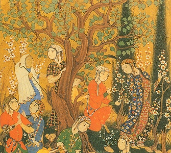 Poems from the divan of hafiz index for Divan of hafiz