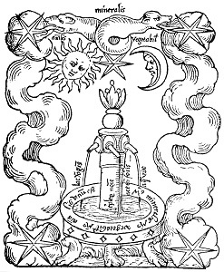from Turba Philosophorum, [16th cent.] (Public Domain Image)