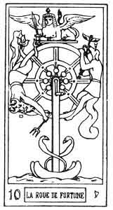 Tarot Of The Bohemians Chapter Xi Second Septenary 10